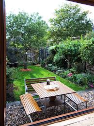 planning the design of backyard landscaping ideas for every type