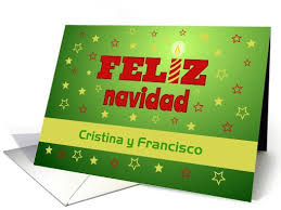 13 best spanish christmas cards images on pinterest holiday