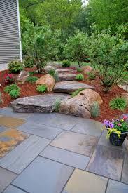 Rock Garden Landscaping Ideas by Best 25 Rustic Landscaping Ideas On Pinterest Rustic Garden