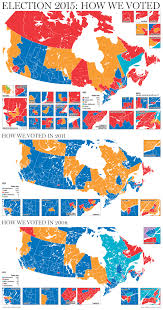 Halifax Canada Map by Map Of The Week Canadian Election Maps The Good Bad And Ugly