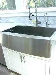 stainless farmhouse kitchen sink kohler stainless farmhouse sink ivanlovatt com