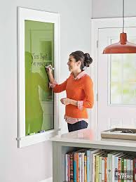 Kitchen Message Board Ideas Fast And Fabulous Decorating Projects Messages Modern And