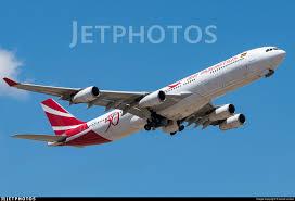plan si鑒es boeing 777 300er photo of 3b nbj airbus a340 313x air mauritius plane