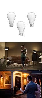 philips 468058 hue white a19 light bulbs 3 pack home automation kits philips 468058 hue white a19 light bulbs 3