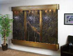 waterfalls decoration home other design casual living room and interior decoration with