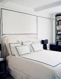 Linen Covers Gray Print Pillows White Walls Grey Timeless Black And White Bedrooms That How To Stand Out