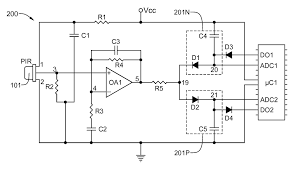 component lm324 comparator circuit ic patent us20110297830 ultra