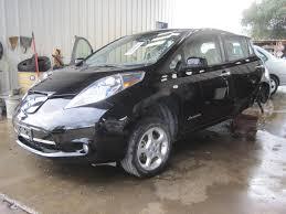 nissan leaf extended warranty 2012 nissan leaf parts car stk r15629 autogator sacramento ca
