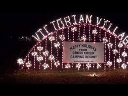 fantasy of lights tour at alum creek delaware lewis center ohio