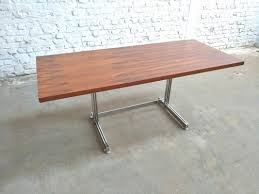 office writing desk by jules wabbes for velca legnano milano