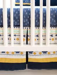 aztec baby bedding tribal crib bedding aztec crib bedding