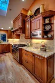 Kitchen Cabinet With Countertop 11 Stunning Farmhouse Kitchens That Will Make You Want Wood