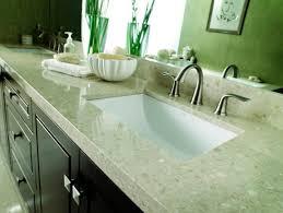 Gray Vanity Top Bathroom Design Magnificent Best Granite Countertops Marble