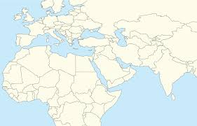 East Africa Map Maps Of Europe Middle East Africa Region Emea Flags Throughout And
