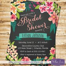 chalkboard bridal shower invitations gangcraft net