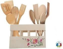 porte ustensile cuisine porte ustensiles de cuisine repose spatules avec ustensiles en bois