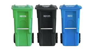 approved size and weight trash can sizes kitchen trash can size