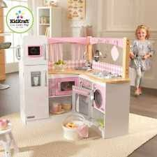 Deluxe Kitchen Play Set by Kids Pretend Play Kitchens Ebay