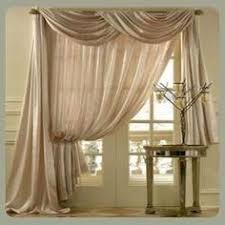 overlapping curtain with valance modern google search 18