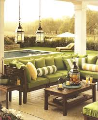 pottery barn patio furniture photos hgtv mediterranean outdoor space with fireplace and sitting