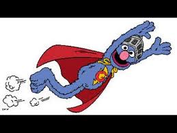 super grover sesame street play grover learn words