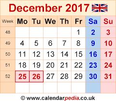 printable december 2016 calendar pdf december 2017 calendar with holidays uk blank calendar printable