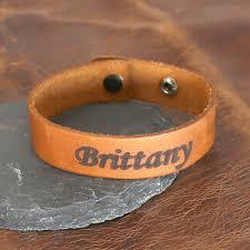 custom name bracelet shop custom jewelry script leather name bracelet buy now