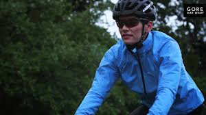 waterproof bike wear power gore tex active lady jacket by gore bike wear youtube