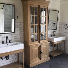 Modern Farmhouse Bathroom Modern Farmhouse Bathrooms House Of Hargrove