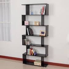 6 Bookcase Estink 6 Tier Bookshelf 75 6