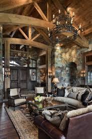 rustic home interiors rustic brick interior design classic rustic interior design