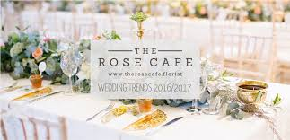 wedding flowers cape town top 5 wedding trends for 2016 to 2017 cape town wedding