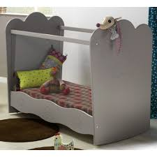 chambre bébé lit plexiglas lit bébé plexi 60x120 leongrim01p