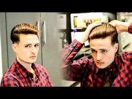 g eazy hairstyle classic side part g eazy hairstyle tutorial mens hairstyle 2017