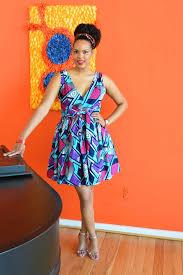 simply cecily designer african print dress ankara print dress