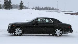 roll royce phantom coupe 2013 rolls royce phantom coupe facelift spied