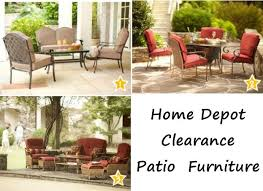 Patio Furniture Clearance Home Depot Magnificent Outdoor Furniture Clearance Home Depot Design Of