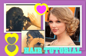 side buns for shoulder length fine hair taylor swift hair tutorial cute hairstyles curly messy bun