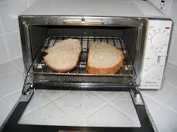 Toast In Toaster Oven How To Make A Toasted Pbj 5 Steps