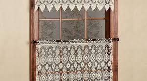Yellow Kitchen Curtains Curtains White Cafe Curtains For Kitchen Wonderful Lace Kitchen