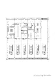 volunteer fire station floor plans fire station in houten samyn and partners archdaily