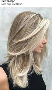 cute shoulder length haircuts longer in front and shorter in back best 25 medium layered hair ideas on pinterest medium length