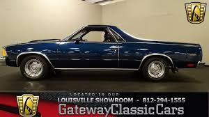 concept el camino 1981 chevrolet el camino louisville showroom stock 1287