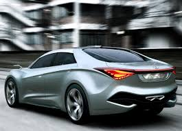 hybrid sports cars hyundai i flow concept diesel hybrid sports cars cars 10 com