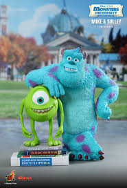 toys monsters university mike u0026 sulley vinyl collectible