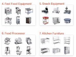 kitchen furniture list enjoyable design restaurant kitchen equipment list excellent