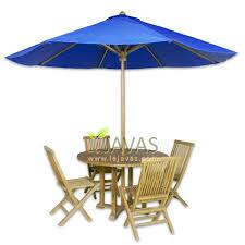 Teak Patio Outdoor Furniture by Teak Patio Umbrella Outdoor Le Javas Furniture Teak Garden