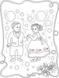 wedding coloring book flickr