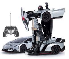 lamborghini transformer mz transformers 2333x lockdown rc ir 8 toy robot car bumblebee