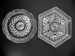 wedding serving dishes 2 serving dishes wexford diamond pattern wedding